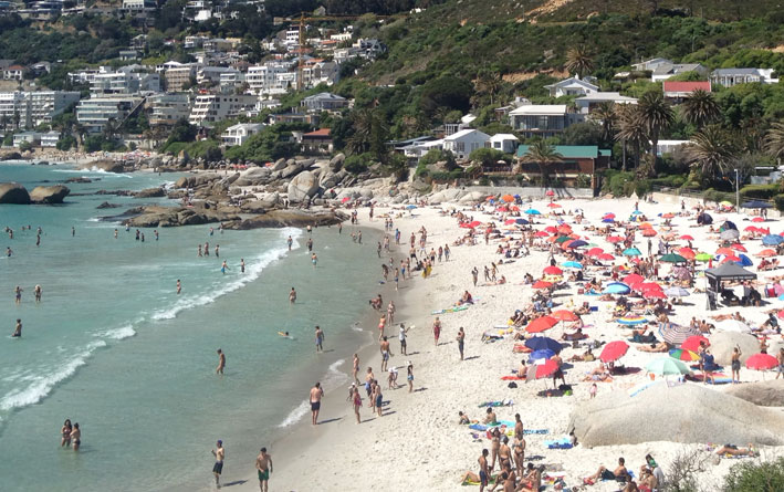 Clifton-Beach